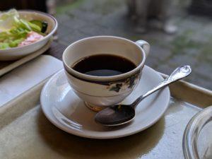 ルーエぶらじるのコーヒー