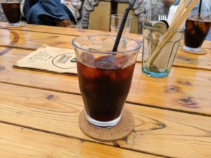 5coffeemarketのアイスコーヒー