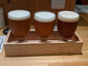 広島北ビールの飲み比べセット