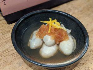 広島らーめんたかひろの味わいかきおでん