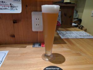 広島北ビールの八朔ヘイジーIPA